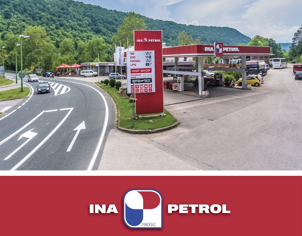 Prošić Petrol - Dizajn Totema